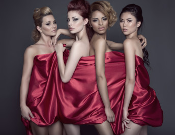 Cantas Red Cross Charity Fashion
